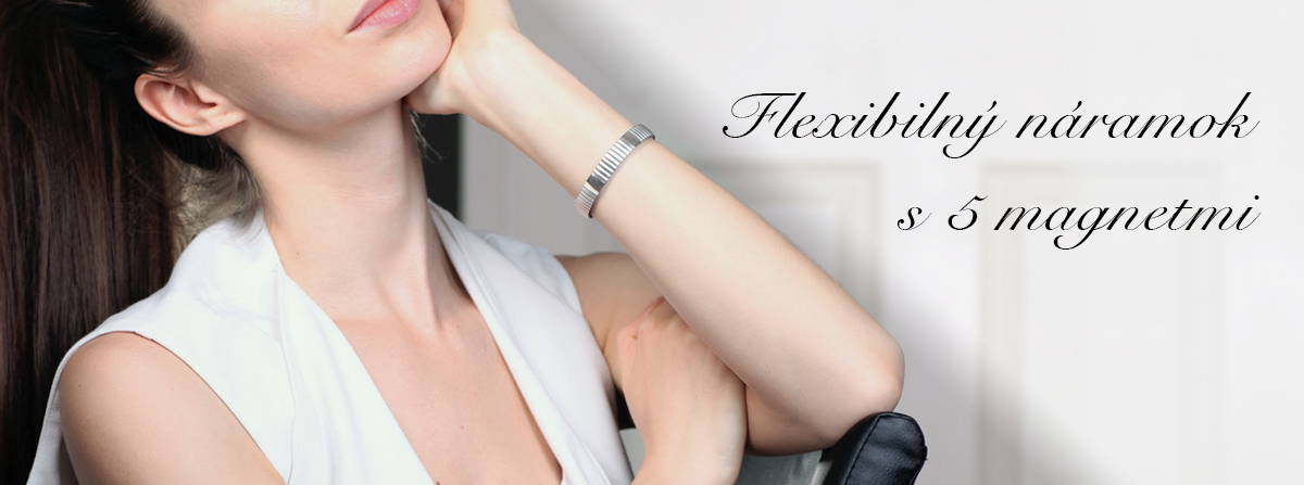 Energetix magnetický náramok s meďou a 5 magnetmi. Home Šperky Pre ženy  Magnetické  náramky  ... 80073ff35e7