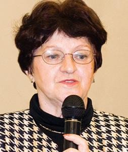 Doc. RNDr. Elena Ferencová