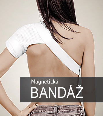 Bandáž môžete napríklad nosiť na ramene, kolene, lakťoch, bedrovom kĺbe alebo na zápästí.