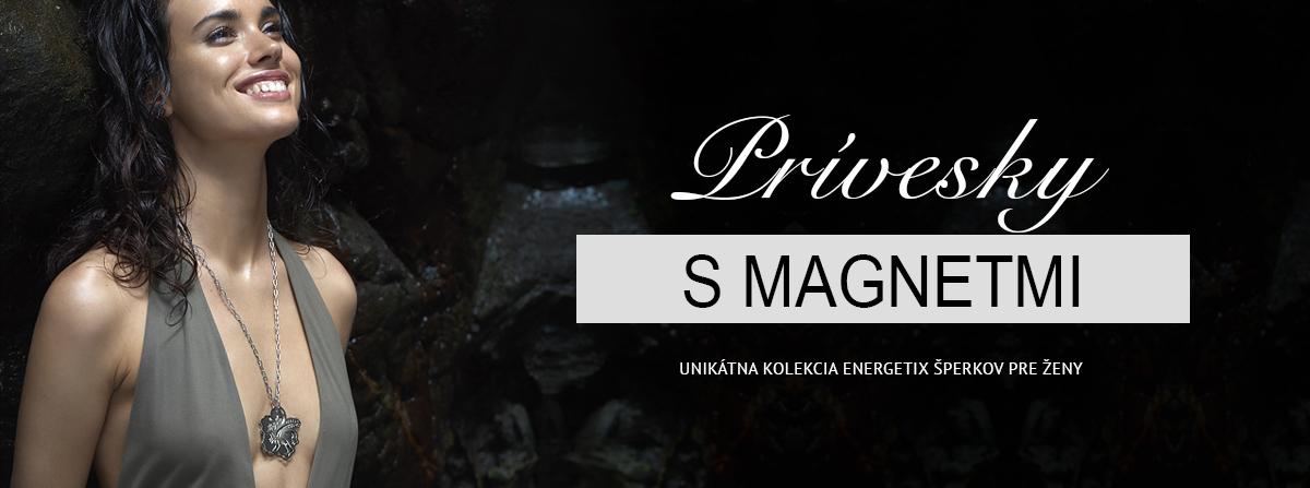 Dámske magnetické privesky