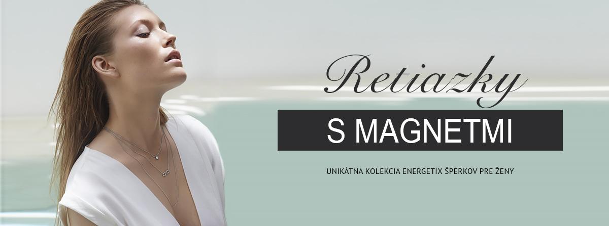 Retiazky s magnetmi Energetix