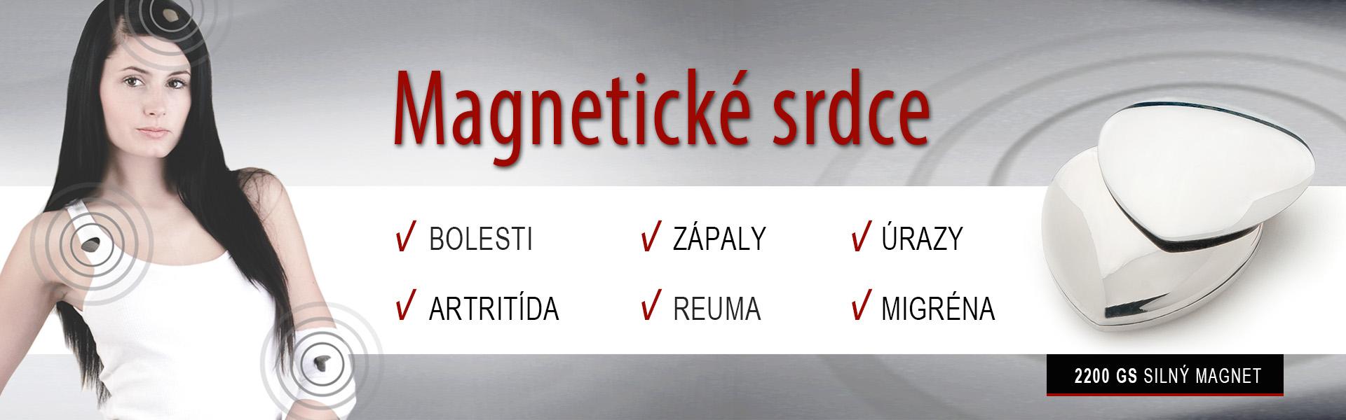 Magnetické srdce 177-1 Názory lekárov a skúsenosti zákazníkov hovoria o použití magnetického srdiečka pri bolestiach: Krížov, Kolena, Ramena, Kĺbo, Chrbtice, Migrénach